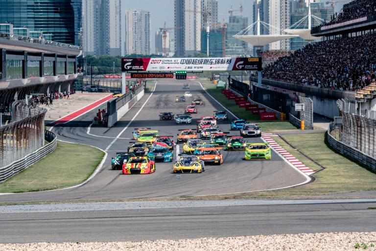 China GT: Porsche storms Shanghai International Circuit to claim multiple podiums during the decisive race weekend