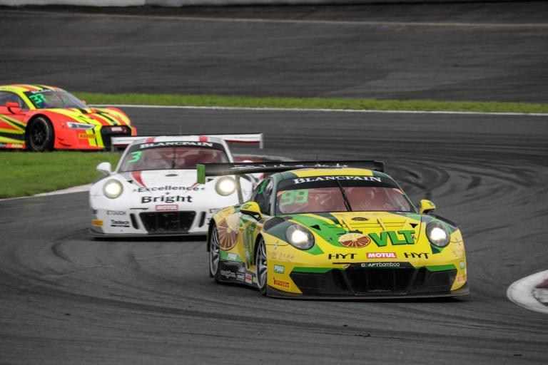 Blancpain GT Series Asia: Climatic season finish in store for Porsche in Zhejiang