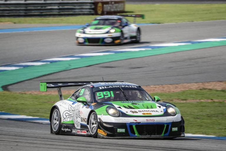 Porsche Motorsport Asia Pacific supporting six cars in Blancpain GT Series Asia Suzuka round