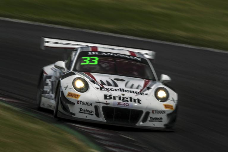 Craft-Bamboo Racing flies to podium finish, as outfit enjoys best 2018 Blancpain GT Series Asia performance at Suzuka