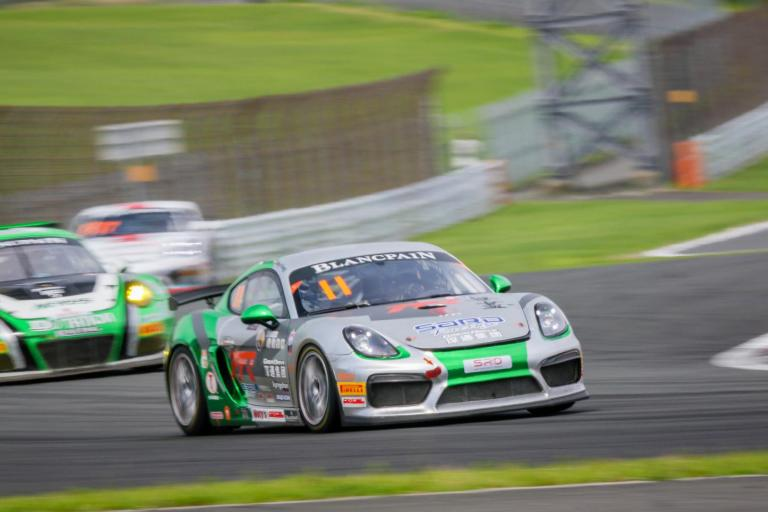 Two class podiums for Porsche Motorsport Asia Pacific entries amid an eventful weekend at Fuji Speedway