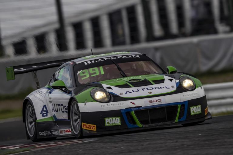 Porsche Motorsport Asia Pacific prepared to tackle Suzuka 10 Hours