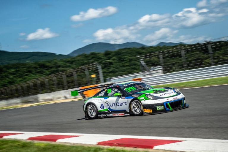 Porsche Motorsport Asia Pacific entries return to action in Blancpain GT Series Asia from Shanghai