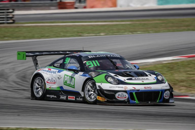 Porsche Motorsport Asia Pacific fired up for Blancpain GT Series Asia finale at Ningbo