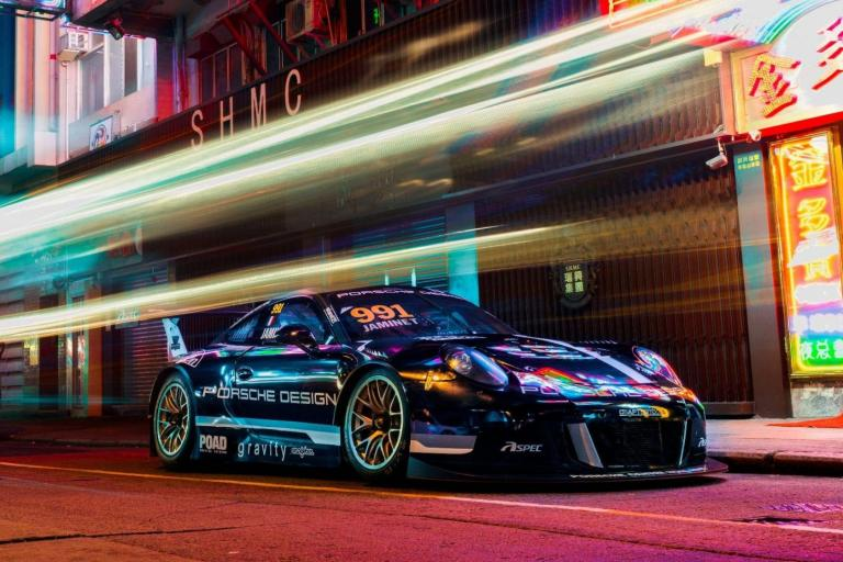 Four Porsche entries set sights on victory in FIA GT World Cup in Macau