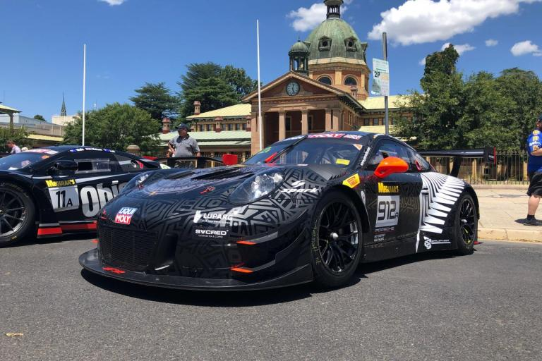Earl Bamber Motorsport and Team Carrera Cup Asia target Bathurst 12 Hour victory
