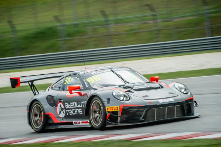 Seven new Porsche 911 GT3 R take to Blancpain GT World Challenge Asia grid for Sepang season opener