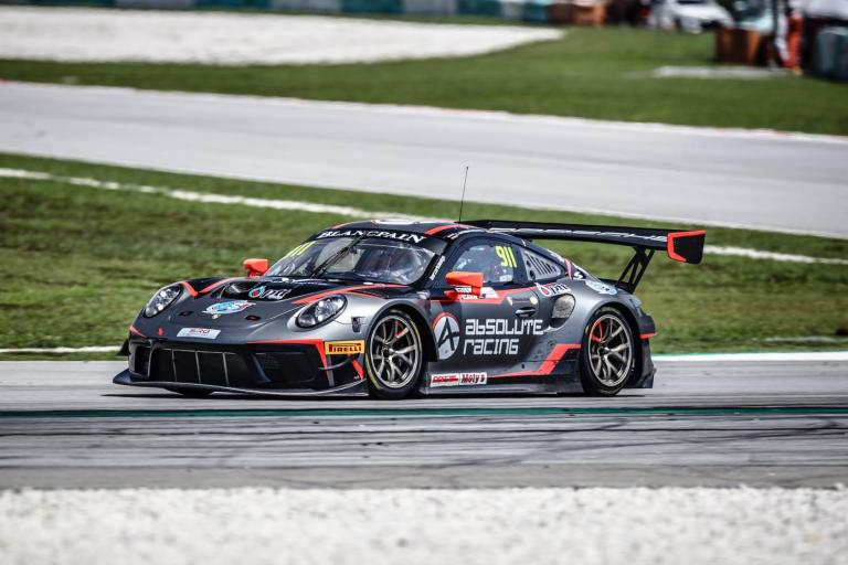 Porsche customers to defend Blancpain GT World Challenge Asia lead in Buriram