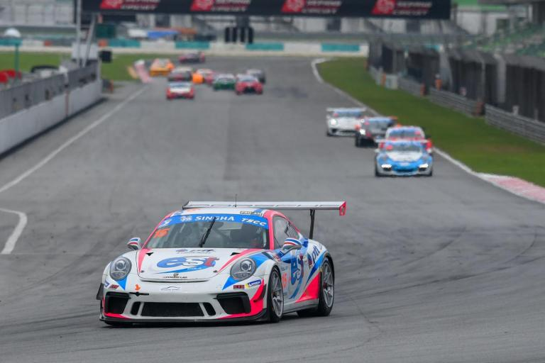Porsche Sprint Trophy Thailand heads to Buriram with Thailand Super Series