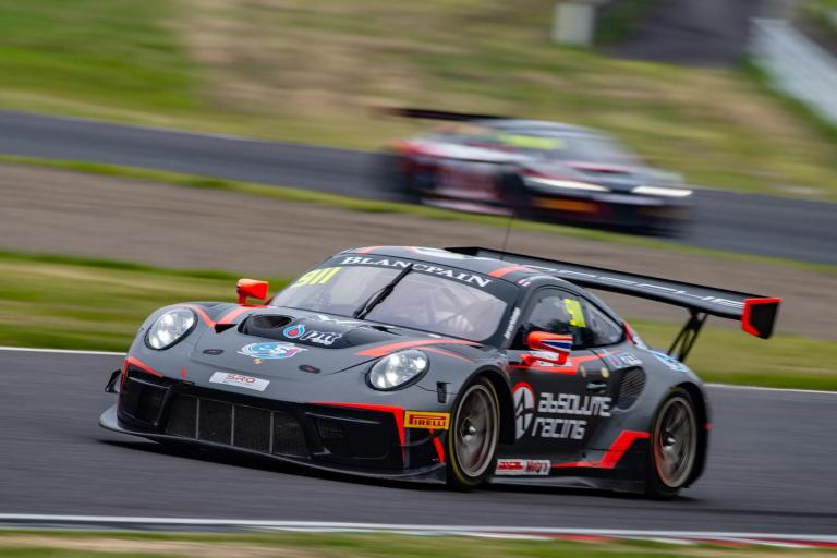 Porsche Motorsport Asia Pacific's Blancpain GT World Challenge Asia customers go to Fuji as championship leaders