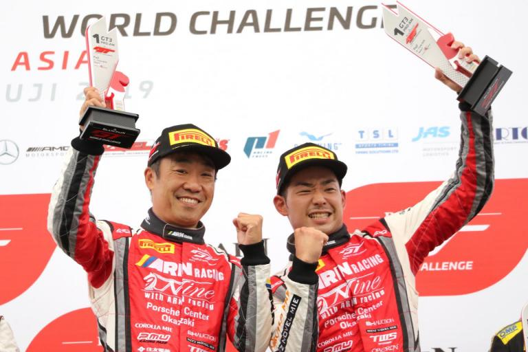 Porsche Motorsport Asia Pacific customers continue Blancpain GT World Challenge Asia campaign with strong performances in Fuji