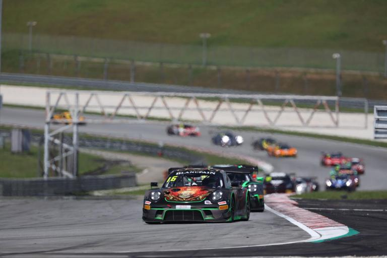 Porsche Motorsport Asia Pacific customers prepared for debut Spa 24 Hours