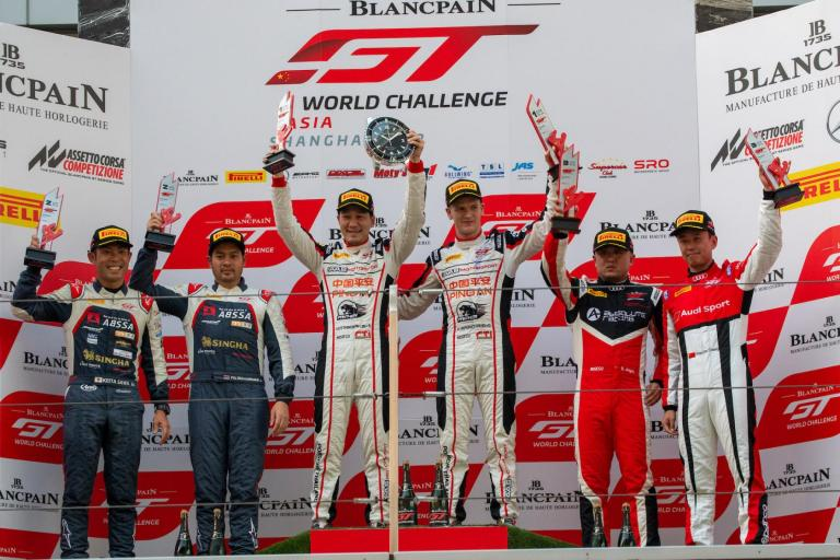 Porsche Motorsport Asia Pacific customer wins Blancpain GT World Challenge Asia Pro-Am championship as Absolute Racing end season with victory