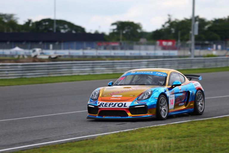 Buriram finale awaits Porsche Motorsport Asia Pacific's Thailand Super Series customers