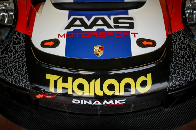 Three Porsche Motorsport Asia Pacific customer squads to participate in inaugural FIA Motorsport Games
