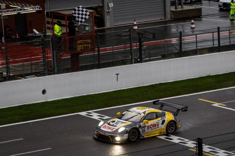 Porsche takes back-to-back 24 Hours of Spa victories