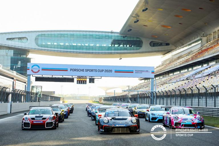 Shanghai hosts third Porsche Sports Cup alongside Porsche Sportscar Together Day