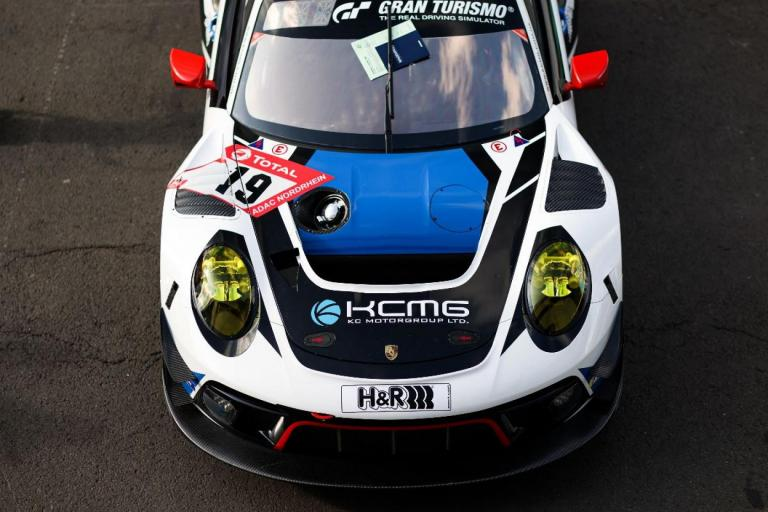KCMG to take on the Nordschleife with Porsche for a second year