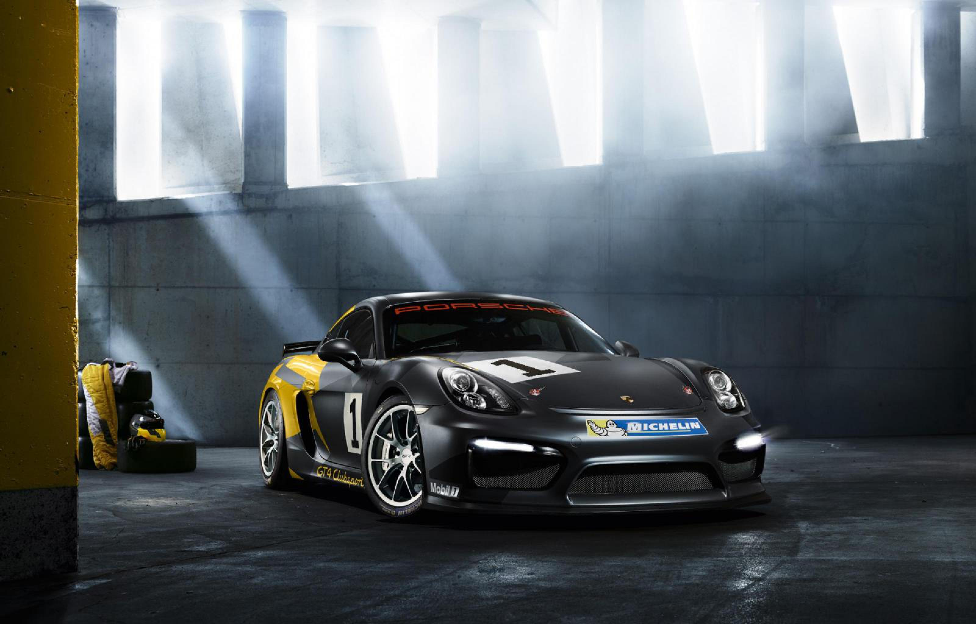 Cayman GT4 Clubsport 中文